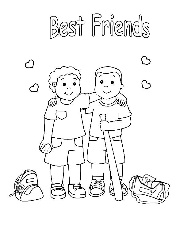 happy friendship day coloring pages pin by lourdes diaz on coloring pages with images day happy coloring pages friendship