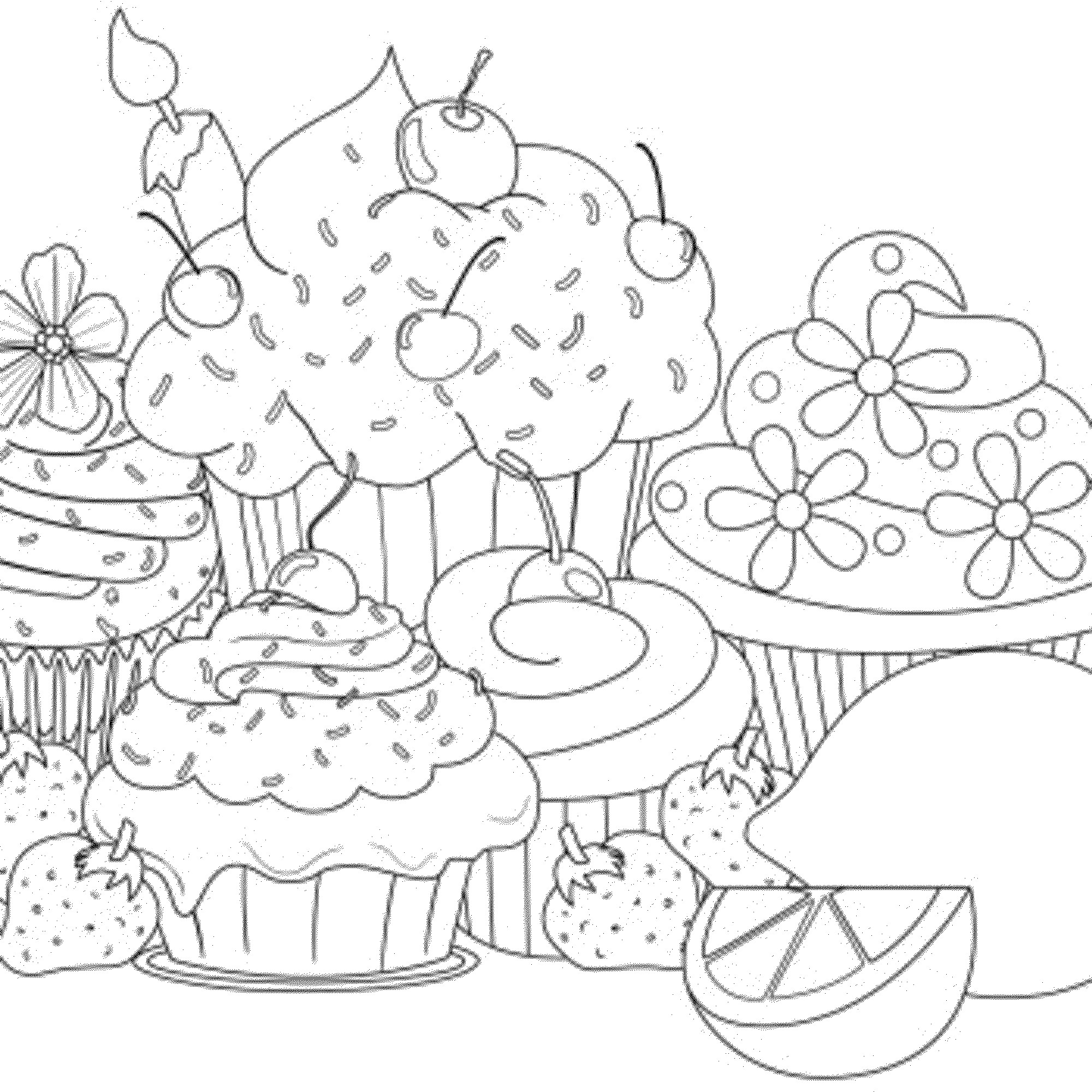 hard drawings to color cute hard coloring pages at getdrawings free download hard color drawings to