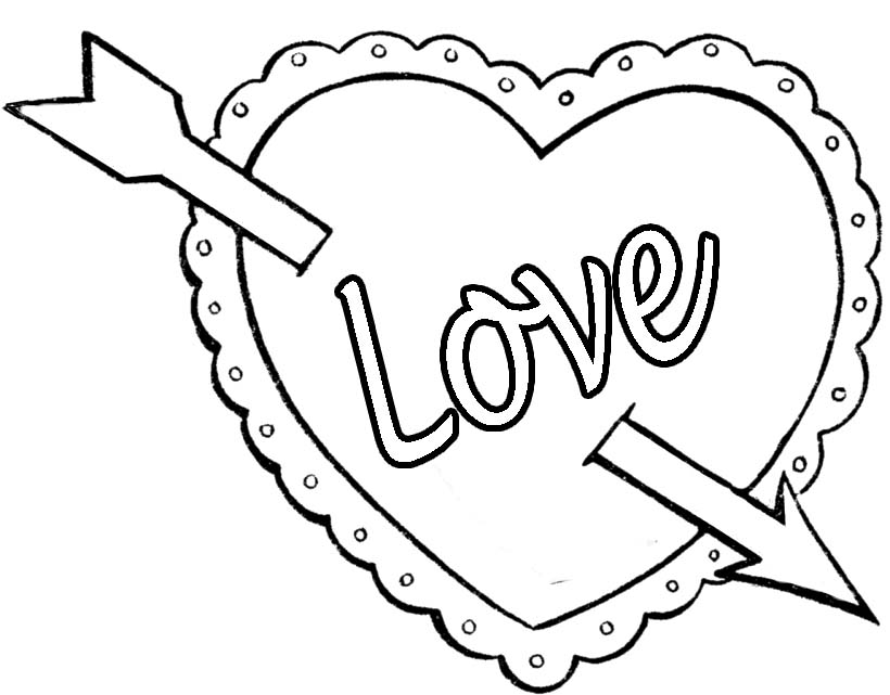 heart clipart coloring page free coloring hearts cliparts download free clip art coloring heart page clipart 1 1