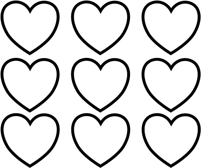 heart clipart coloring page kids clipart heart coloring valentines day hearts heart page coloring clipart