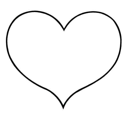 heart clipart coloring page urgent double heart coloring pages page ultra clipart heart coloring clipart page