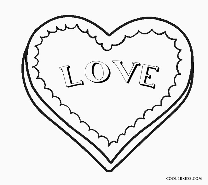 heart color pages free printable heart coloring pages for kids cool2bkids heart color pages