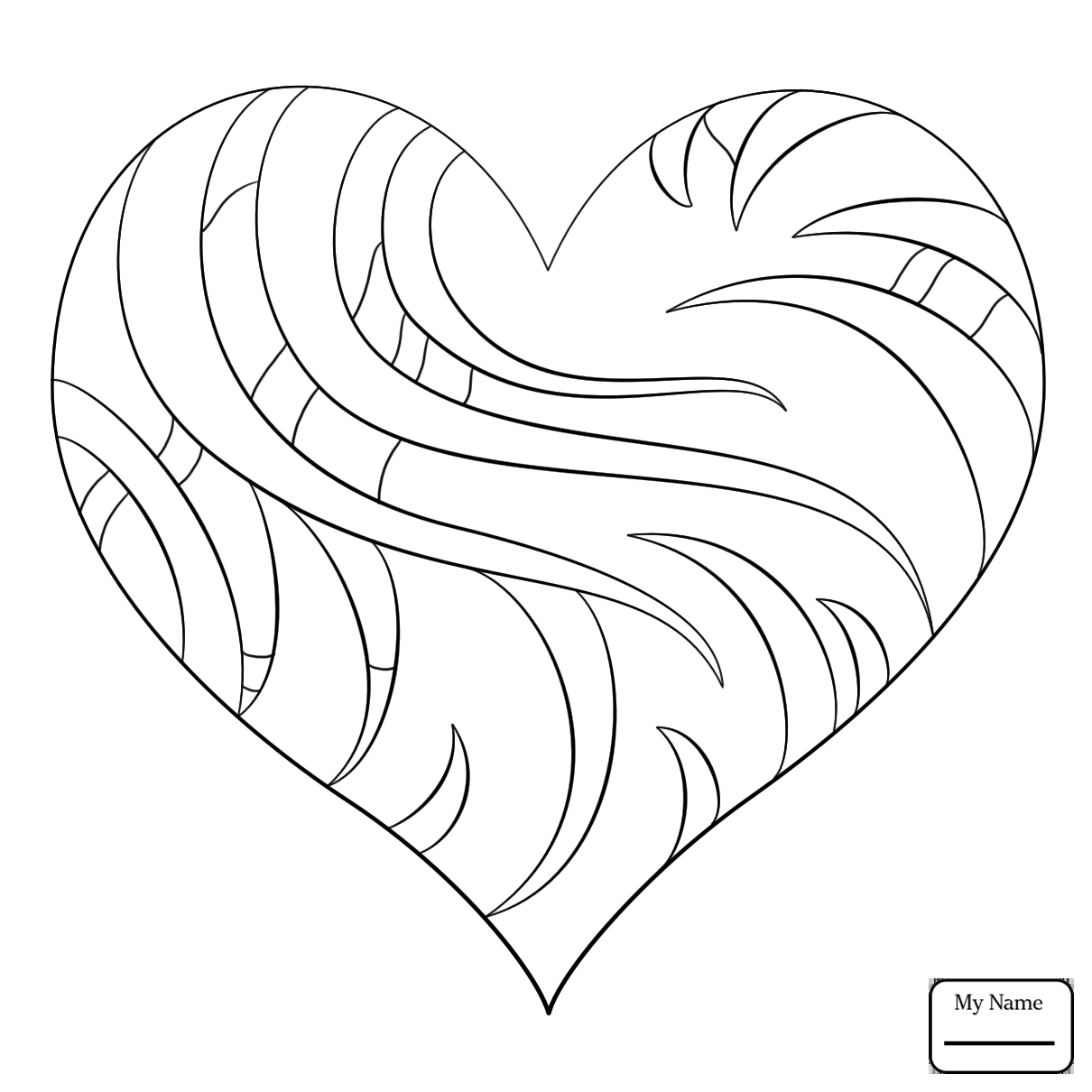 heart color pages heart with arrow coloring pages at getcoloringscom free pages heart color