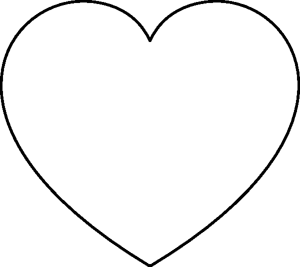 heart to color connected hearts coloring page print color fun color to heart