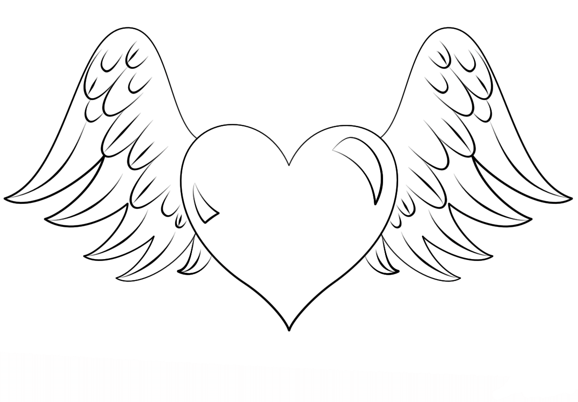 heart to color valentine39s day hearts coloring pages free heart color to