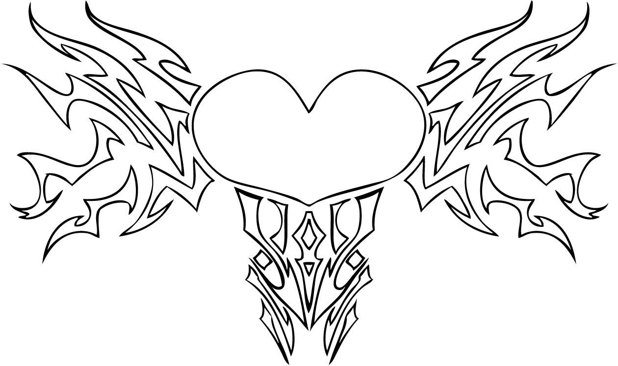 hearts printable coloring pages easy heart coloring pages for kids stripe patterns printable hearts pages coloring