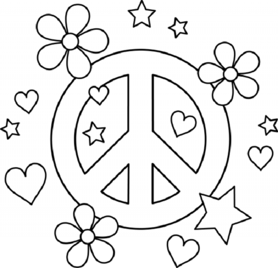 hearts printable coloring pages free printable heart with flowers pdf coloring page coloring printable hearts pages