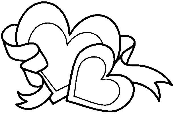 hearts printable coloring pages heart coloring pages free download on clipartmag printable pages hearts coloring