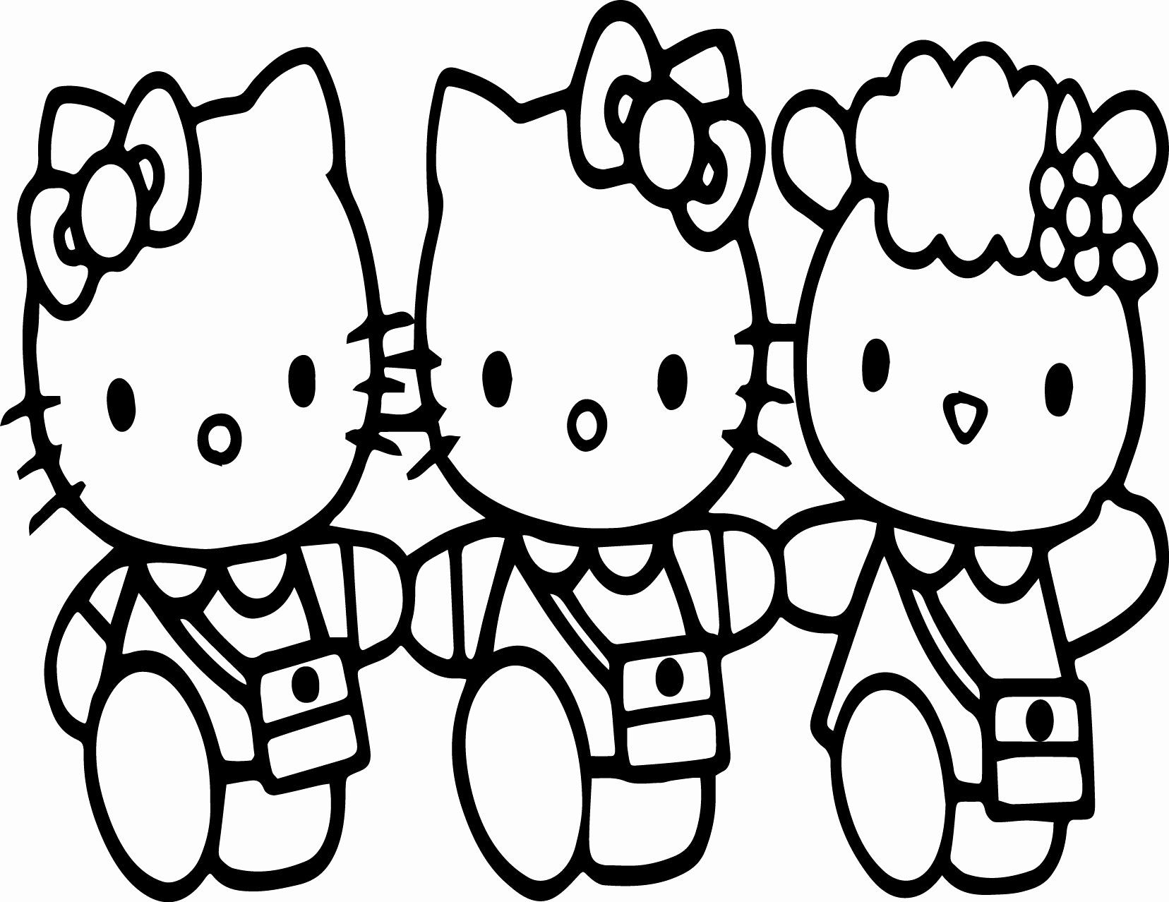 hello kitty and friends coloring pages hello kitty and friends coloring pages at getcoloringscom coloring friends and pages kitty hello