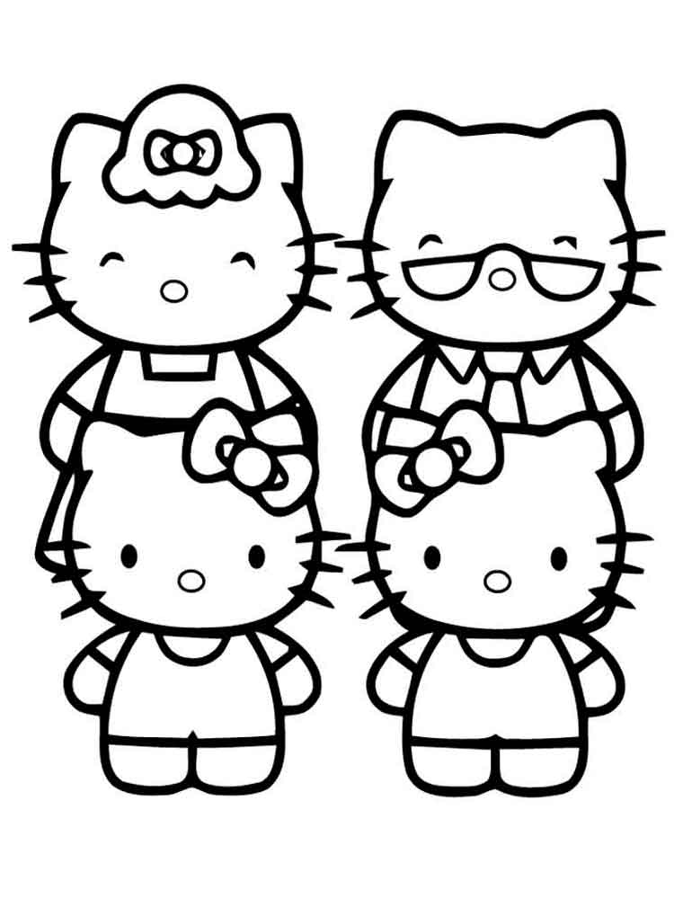 hello kitty coloring book pages free printable hello kitty coloring pages coloring home kitty coloring pages hello book