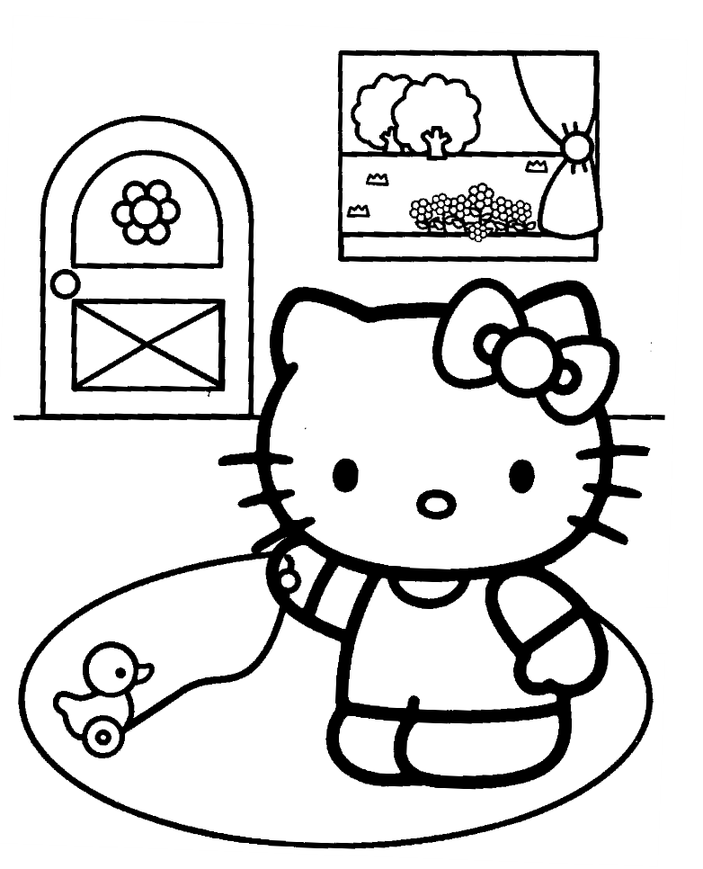 hello kitty pictures for coloring best 15 emo hello kitty character coloring pages pictures pictures hello kitty coloring for