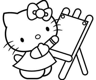hello kitty pictures hello kitty coloring pages coloring pictures kitty hello