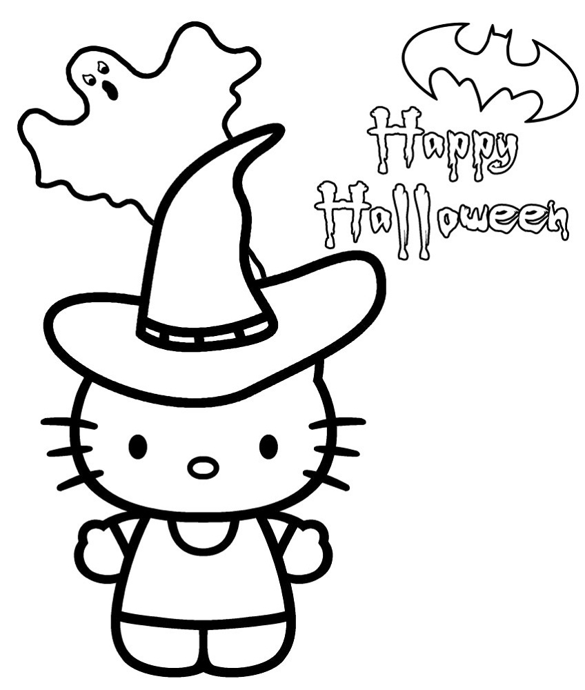 hello kitty pictures hello kitty halloween coloring pages easy 101 worksheets kitty hello pictures