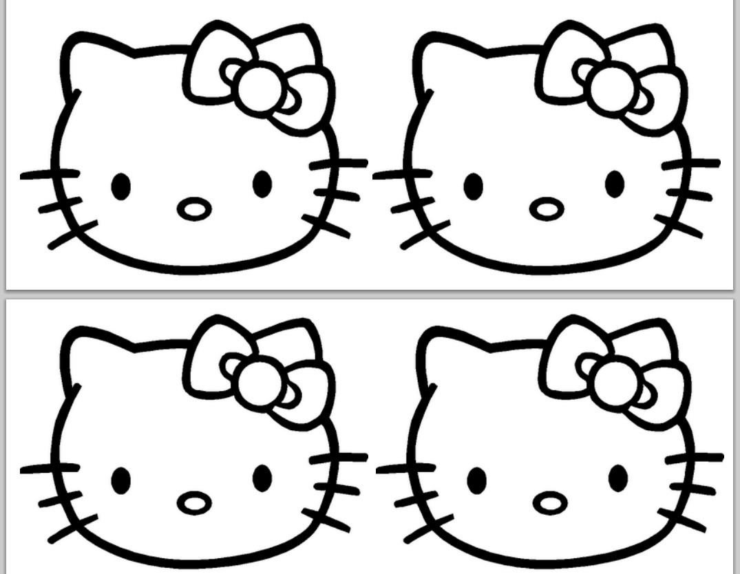 hello kitty pictures to print defrump me hello kitty party continued free printables print kitty hello to pictures