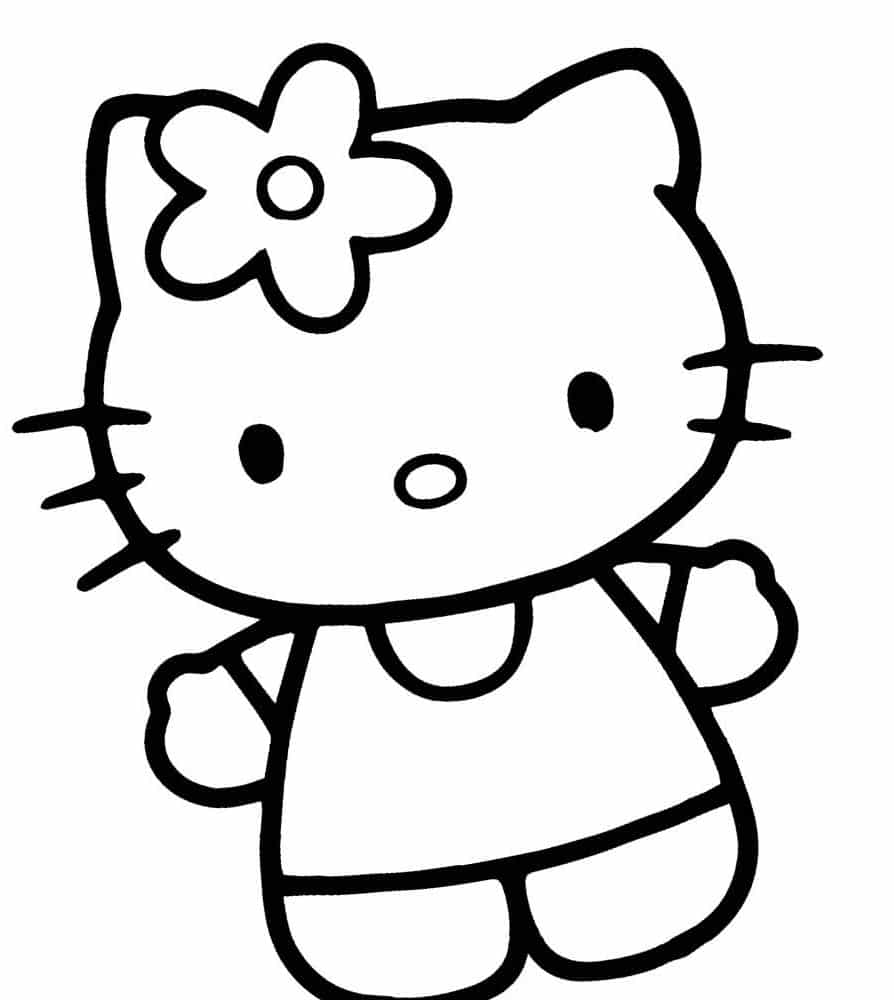 hello kitty pictures to print free printable hello kitty coloring pages for pages to kitty print pictures hello