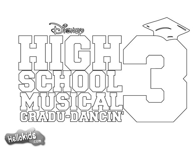 high school musical coloring pages high school musical coloring pages school pages musical high coloring