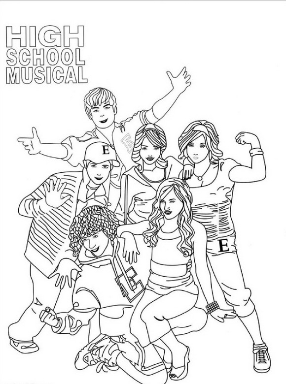 high school musical coloring pages high school musical free colouring pages coloring school pages musical high