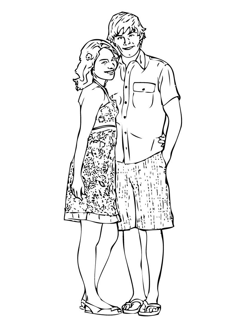 high school musical coloring pages romantic musical drama high school musical coloring page musical school high pages coloring
