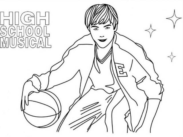 high school musical coloring pages stunning ashley tisdale in high school musical coloring musical coloring high pages school