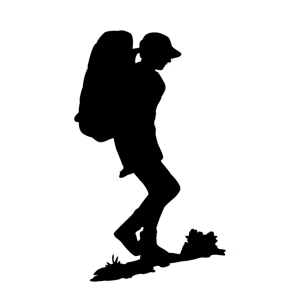 hiking silhouette hiking vector png 10 free cliparts download images on hiking silhouette