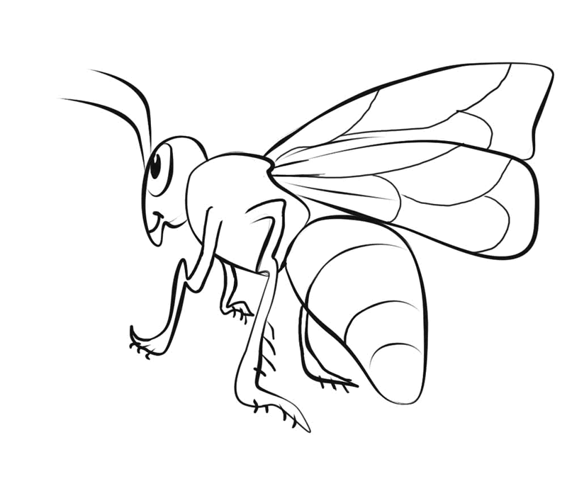 honey bee bee coloring pages bee collecting honey coloring page coloring sky pages coloring honey bee bee