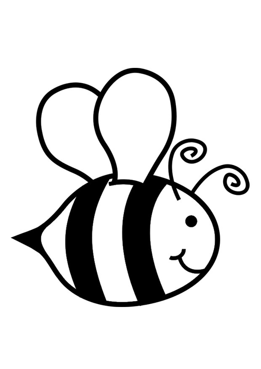 honey bee bee coloring pages honey bee coloring pages at getdrawingscom free for coloring bee pages honey bee