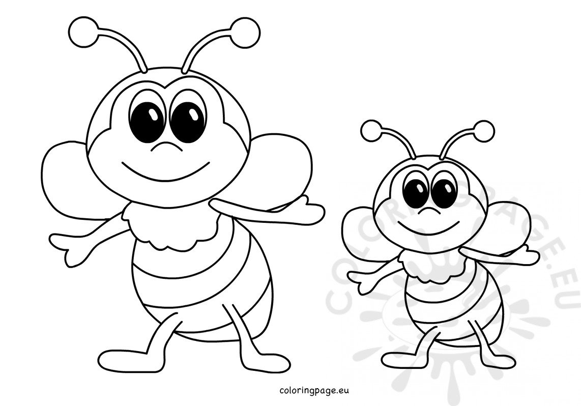 honey bee coloring sheet cute bumble bee coloring pages download and print for free sheet honey coloring bee