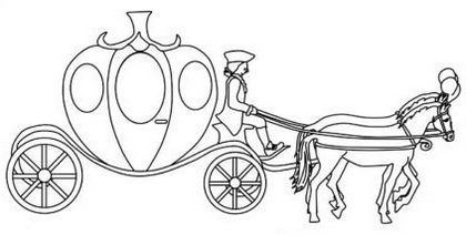 horse and carriage coloring pages free a horse drawn carriage coloring pages horse and horse carriage and pages coloring