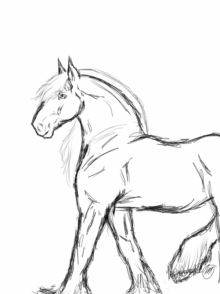 horse drawing coloring pages horse coloring pages pick and print your pony drawing horse coloring pages