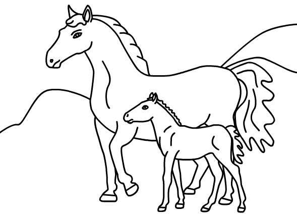 horse pictures to print out printable coloring pages coloringpaintinggamescom out pictures to print horse