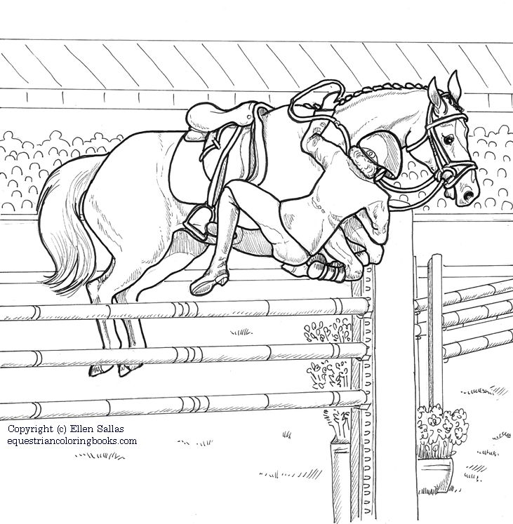 horse show jumping coloring pages printable coloring pages horse show coloring home jumping coloring horse pages show
