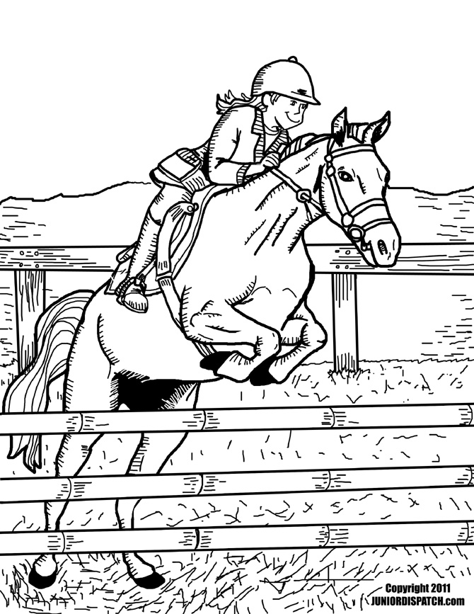 horse show jumping coloring pages printable coloring pages horse show coloring home jumping pages coloring horse show