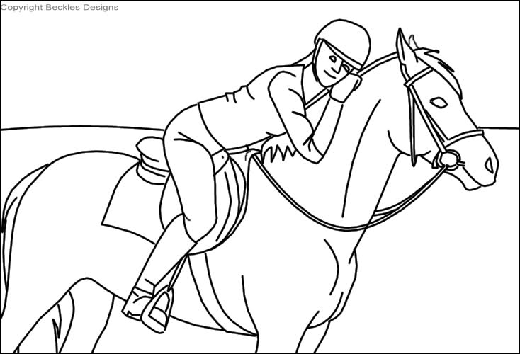 horse show jumping coloring pages show jumping coloring pages at getcoloringscom free horse pages jumping show coloring