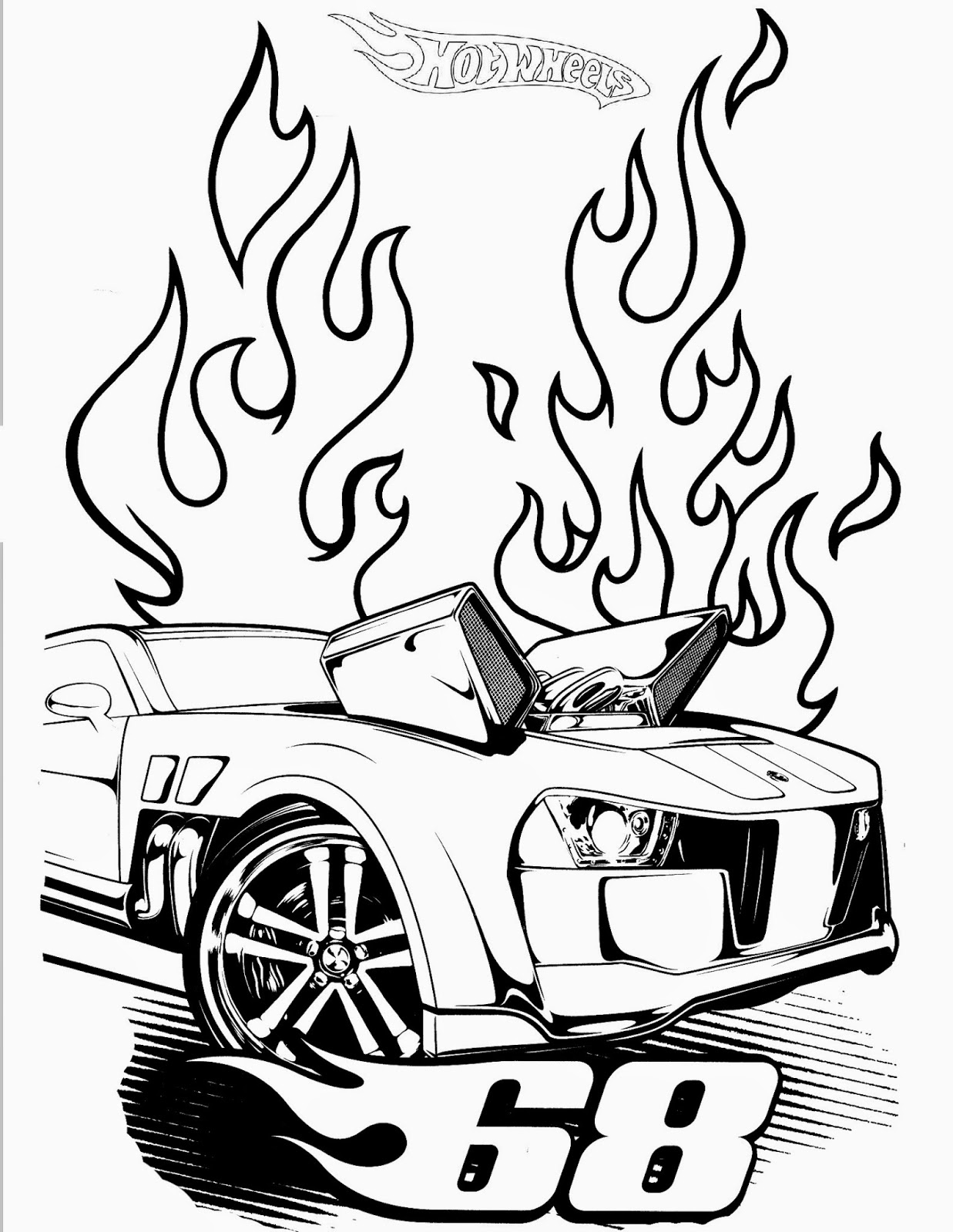 hotwheels colouring pages hot wheels racing league hot wheels coloring pages set 3 pages hotwheels colouring