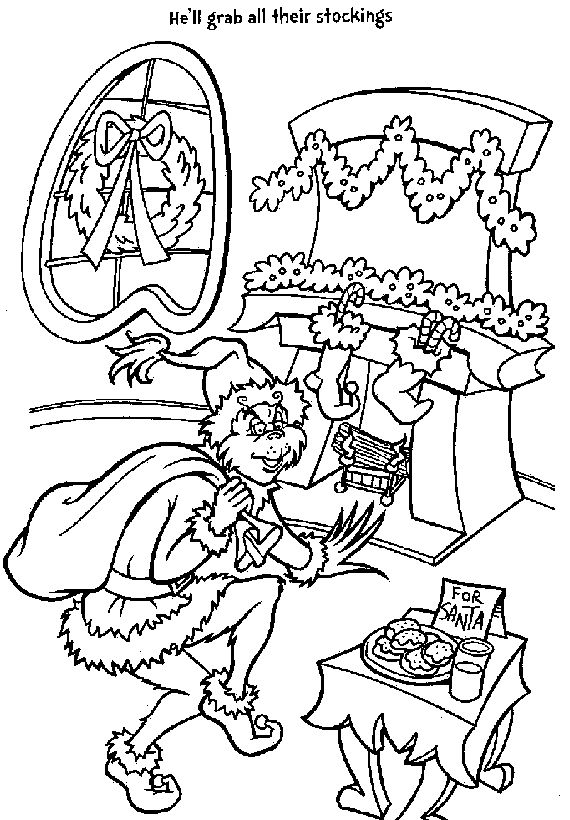 how the grinch stole christmas coloring pages grinch coloring pages grinch coloring pages christmas christmas grinch the pages how coloring stole