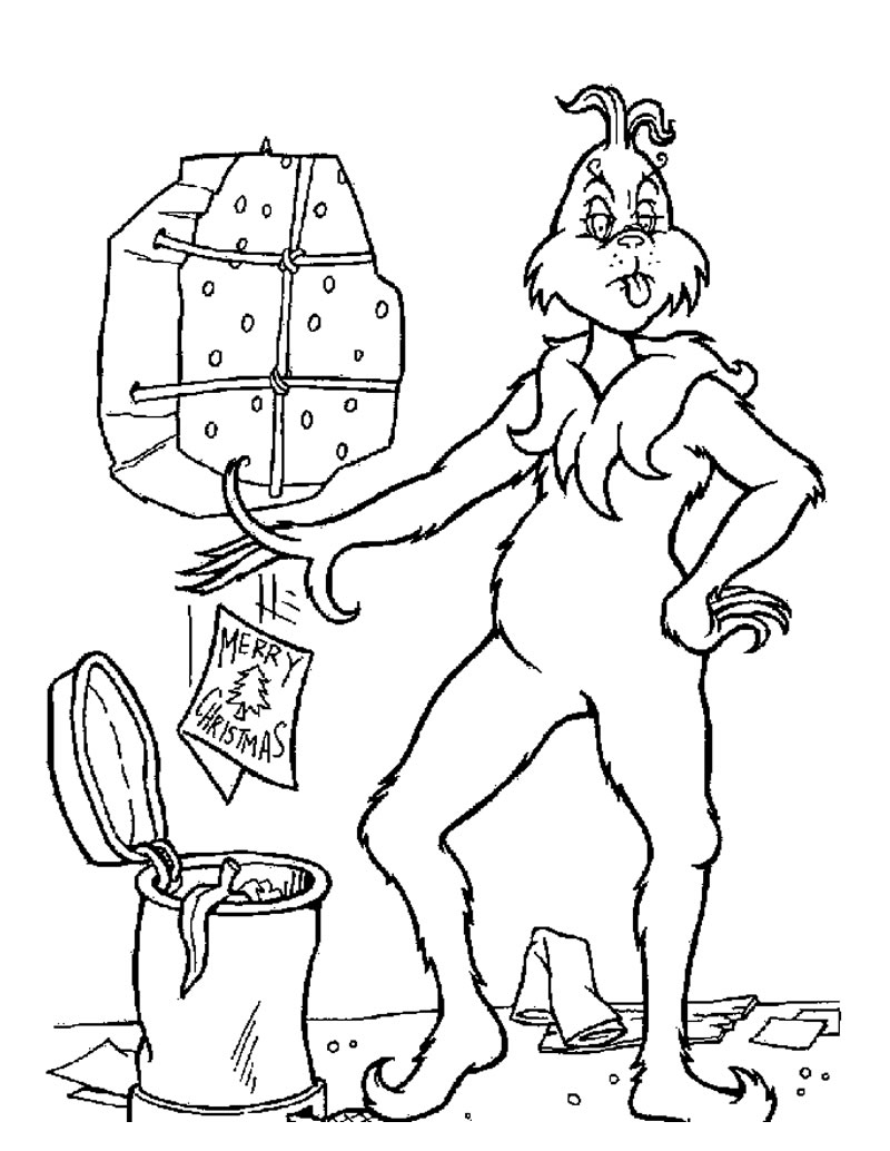how the grinch stole christmas coloring pages the grinch is santa claus coloring pages hellokidscom the coloring grinch stole pages christmas how