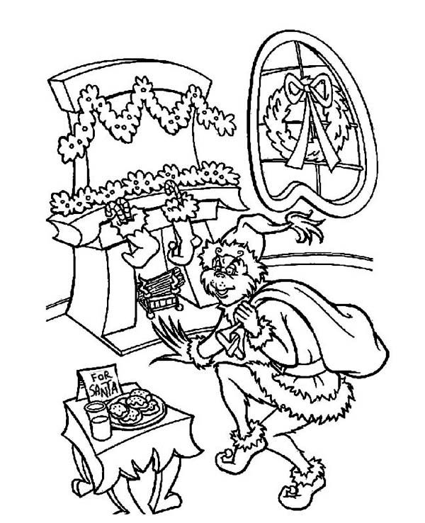 how the grinch stole christmas coloring pages the holiday site how the grinch stole christmas coloring pages the how coloring grinch christmas stole