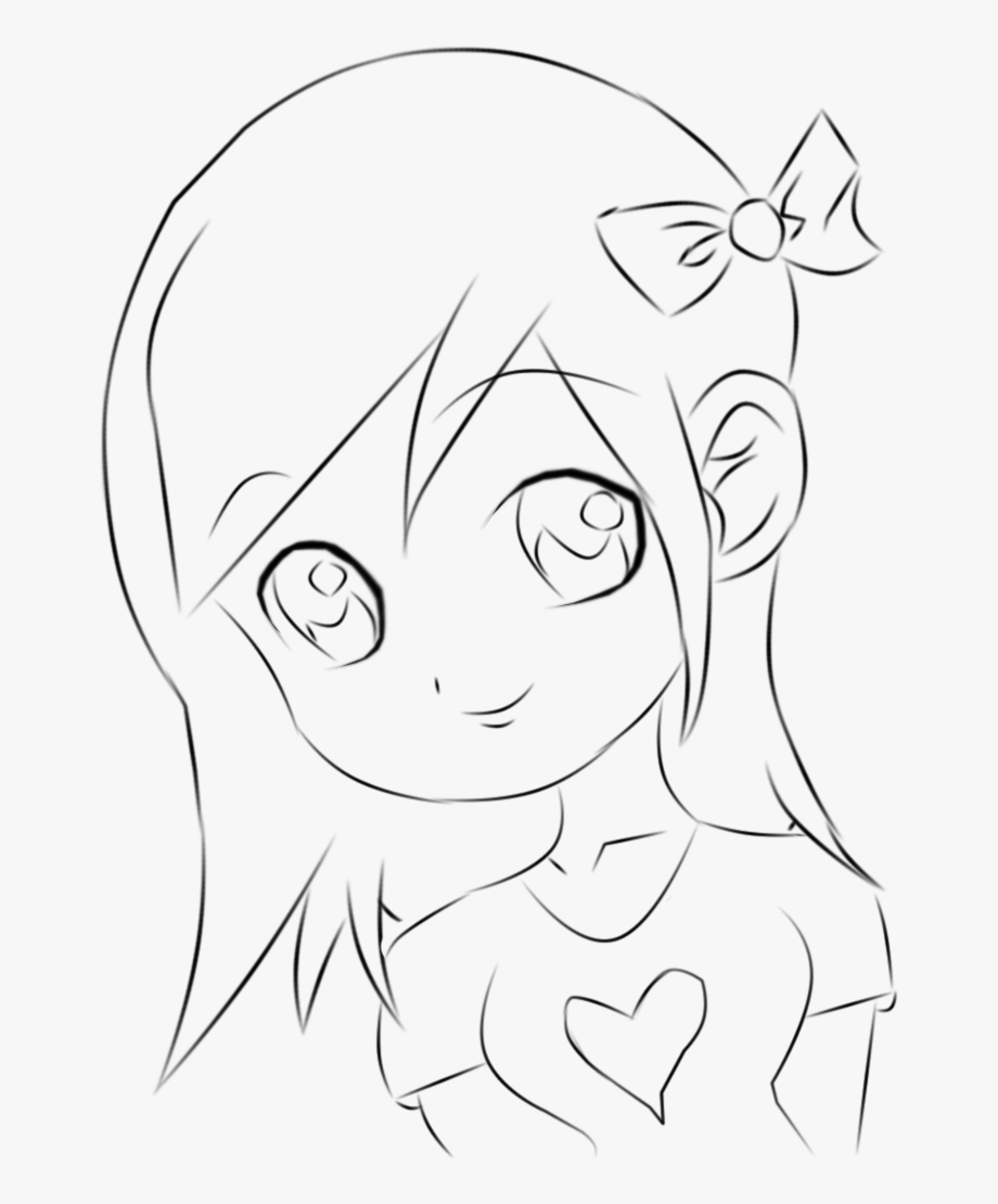 how to draw a anime girl anime clipart easy anime chibi girl drawing easy draw anime how to girl a