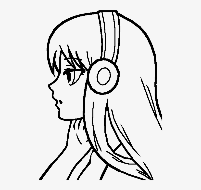 how to draw a anime girl how to draw an anime girl face really easy drawing tutorial how draw anime a girl to