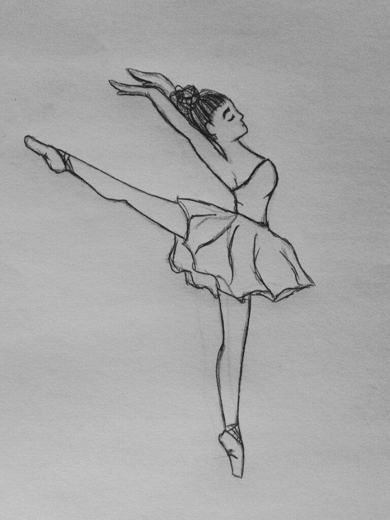 how to draw a balerina how to draw a ballerina step by step drawing tutorials a how to draw balerina