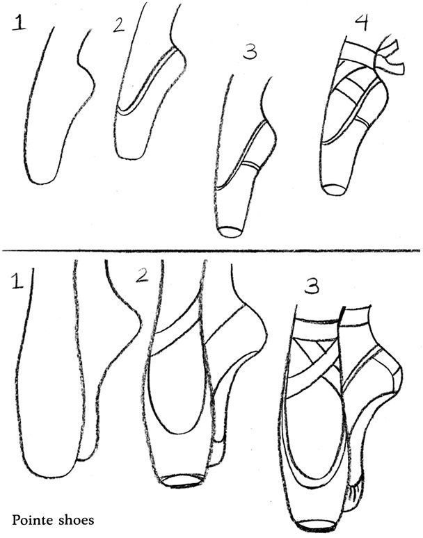 how to draw a balerina how to draw a ballerina step by step drawing tutorials draw to balerina how a