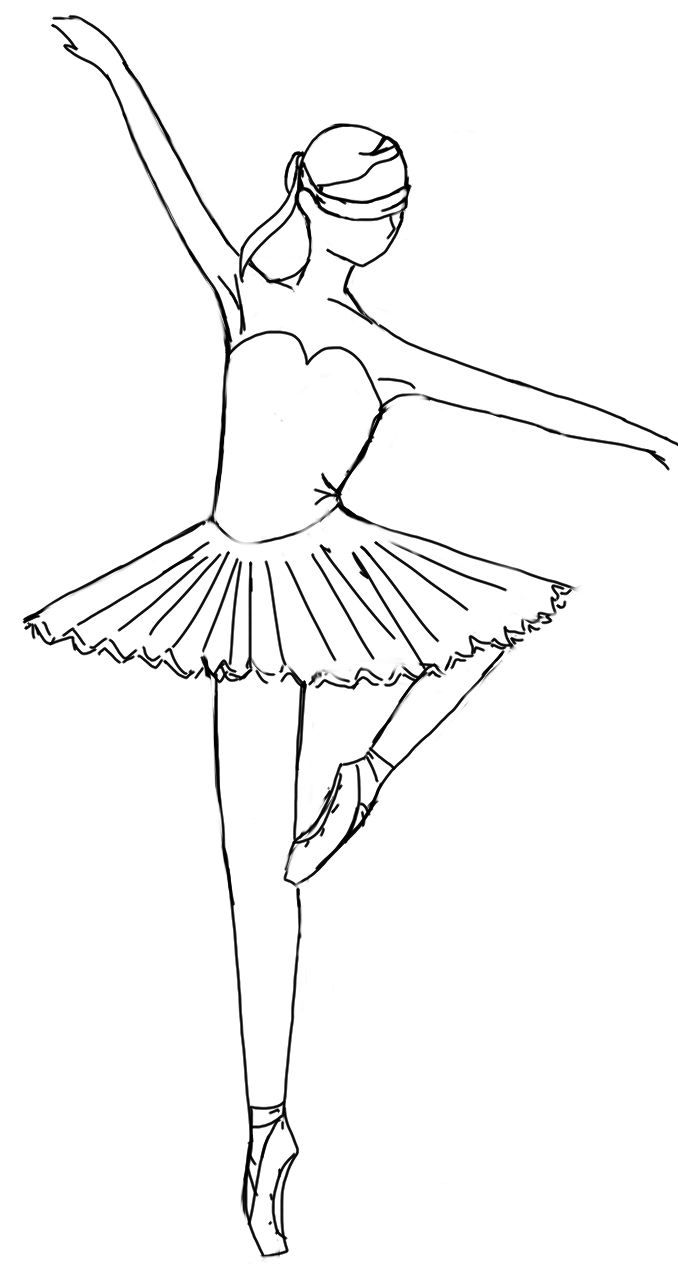 how to draw a balerina how to draw worksheets for the young artist how to draw a a balerina to draw how