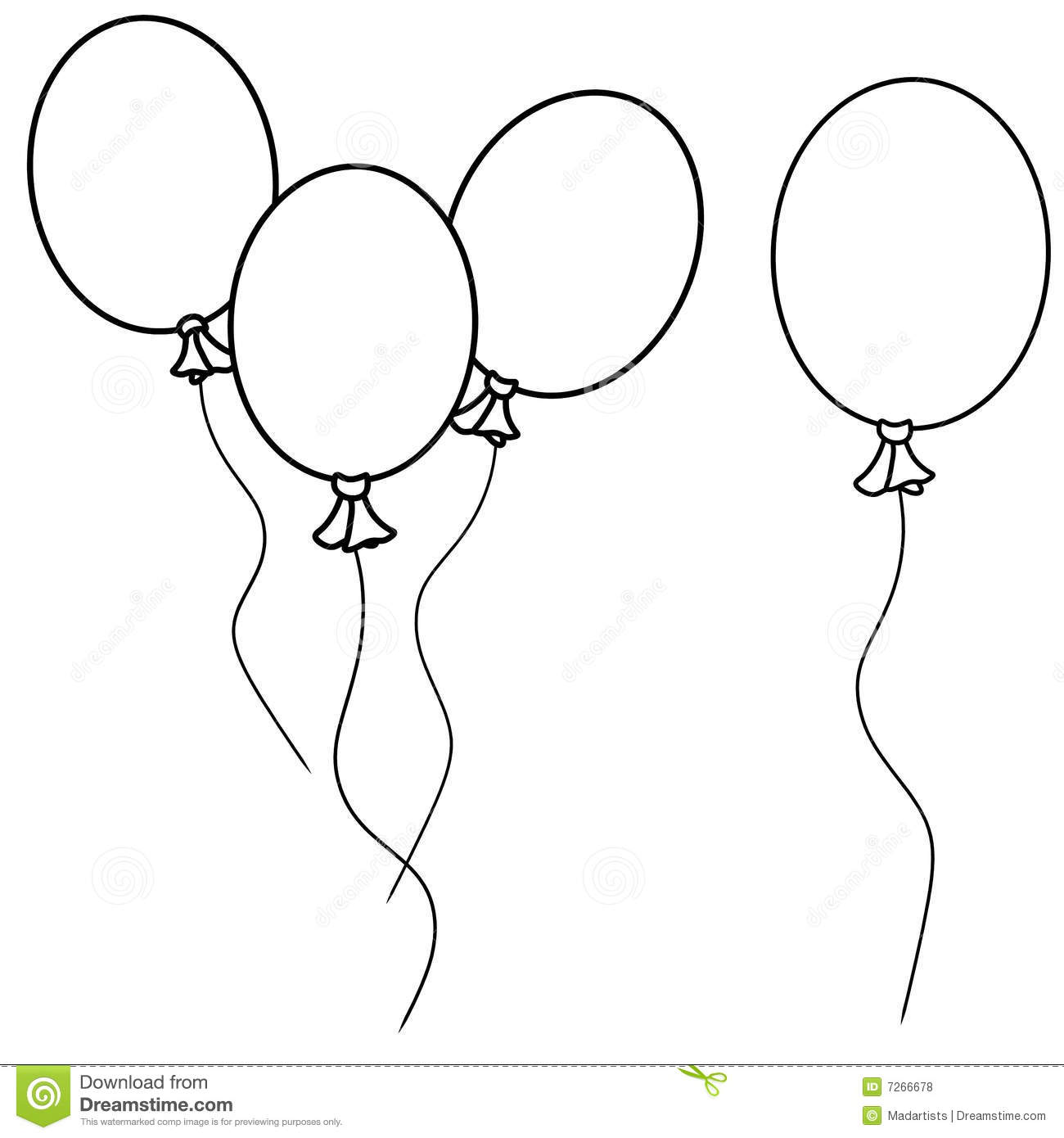 how to draw a balloon birthday border template joy studio design gallery to draw a balloon how