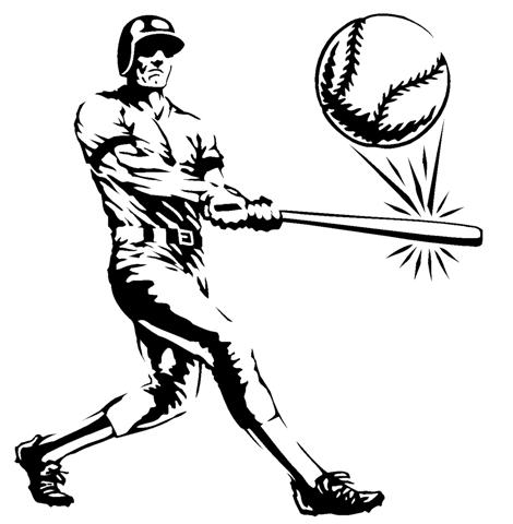how to draw a baseball player hitting the ball how to draw a baseball player drawingforallnet a the how player ball to draw baseball hitting