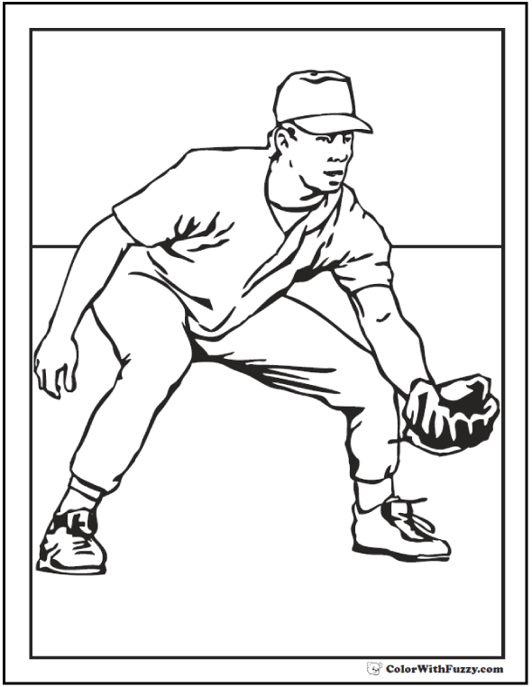 how to draw a baseball player hitting the ball softball player drawing at getdrawings free download baseball the draw player a how hitting ball to