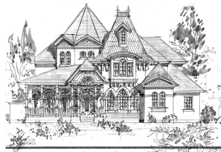 how to draw a big house big houses to color google search house drawing a how to draw big house