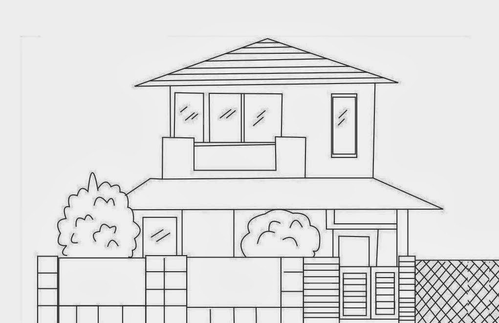 how to draw a big house how to draw a big house drawingnow big to how house draw a