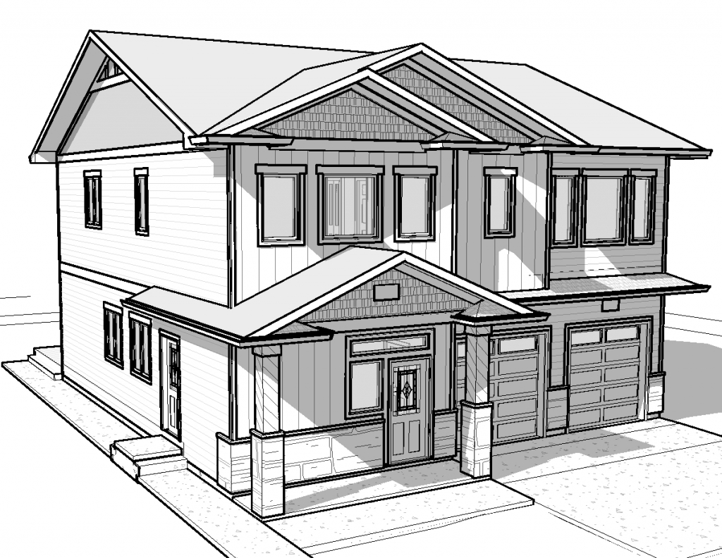 how to draw a big house how to draw a house step by step buildings landmarks a how house to big draw