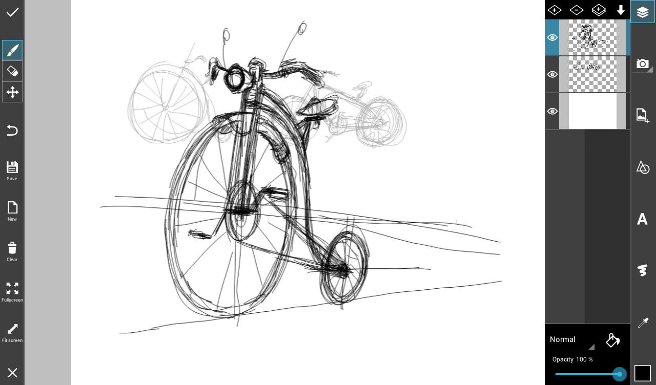 how to draw a bike step by step bicycle drawing at getdrawings free download by step draw how to bike step a