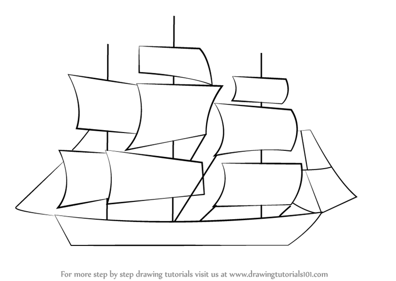 how to draw a boat step by step how to draw a boat ship video step by step pictures by how draw boat a step step to
